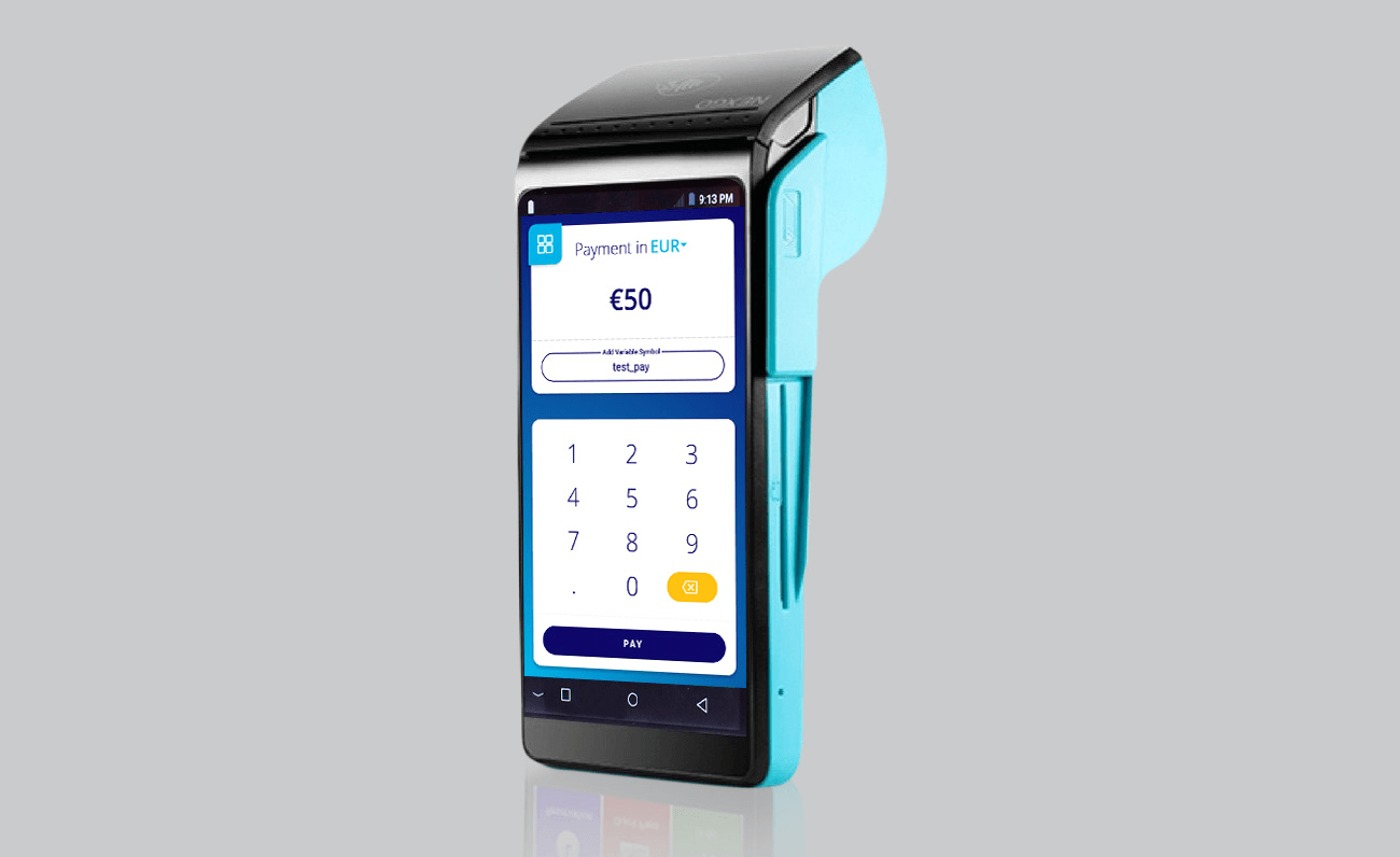 Switchio Payment terminal app